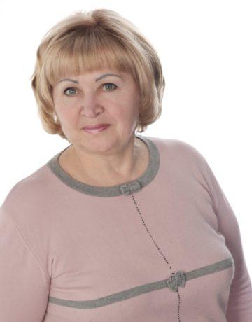 Загидулина Лидия Викторовна